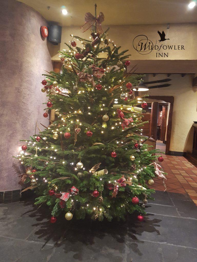 Wildfowler Inn Christmas Tree